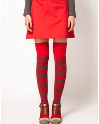 Eley Kishimoto - Check Socks - Lyst