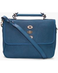 Mulberry Petrol Bryn Shoulder Bag - Lyst