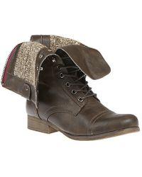 Steve Madden Geirard Boots - Lyst