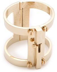 A.L.C. - Locking Cuff - Lyst