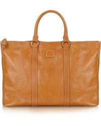 Bric's Life Leather - East/West Tote Bag - Lyst