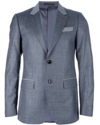 Moschino - Two Button Suit - Lyst