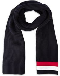 Moncler Gamme Bleu - Solid Knit Scarf - Lyst