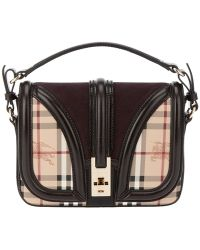 Burberry Brickfield Cross Body Bag - Lyst