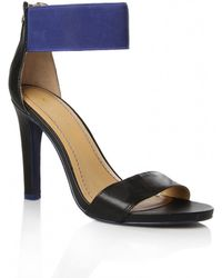 Nine West Otherhalf Pointed Toe Flats blue - Lyst