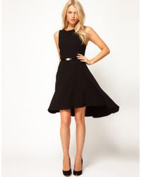 Oasis High Low Hem Dress - Lyst