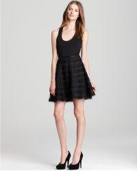 Sachin & Babi Embroidered Skirt Dress Lalley - Lyst