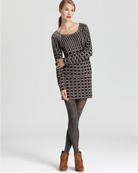 Thakoon Addition Plaid Dress Ponte Pocket - Lyst