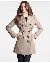 Shop Women's Ann Taylor Trench Coats from $179 | Lyst