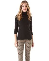C&C California - Long Sleeve Turtleneck - Lyst
