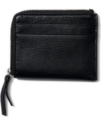 Club Monaco - Zach Zipper Wallet - Lyst
