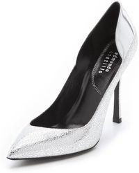 Edmundo Castillo - Blanca Court Shoes - Lyst