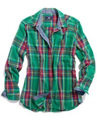 Madewell Penfield Haverhill Flannel Shirt - Lyst