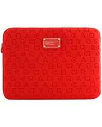 Marc By Marc Jacobs - Red Snapper 13 Laptop Case - Lyst