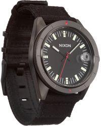 Nixon Rover Ii All Black - Lyst