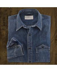 Ralph Lauren Vintagewash Workshirt - Lyst