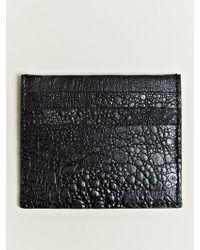 Damir Doma - Damir Doma Mens Deda Frog Leather Wallet - Lyst