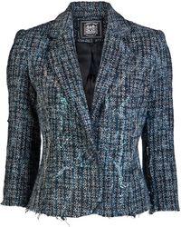 Libertine - Tweed Jacket - Lyst