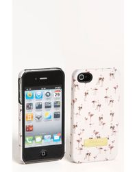 Ted Baker Flamingo Print Iphone 4 Case - Lyst