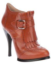 McQ by Alexander McQueen Shoe Boot - Lyst