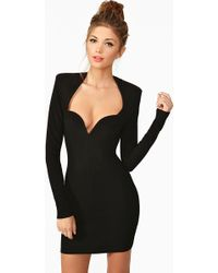 Nasty Gal Network Dress - Lyst