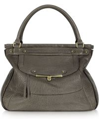 Abaco - Olympia Java Leather Tote - Lyst