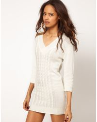 ASOS Collection  Cricket Jumper Dress - Lyst