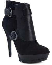 Guess Risa Booties - Lyst