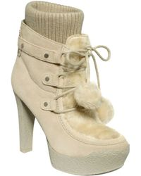 Guess Artlory Booties - Lyst