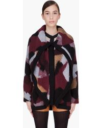 Thakoon Addition - Double Layer Sweater Jacket - Lyst