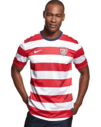 Nike Usa Home Reply Soccer Jersey - Lyst