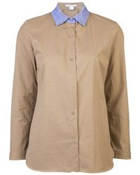 Carven Shirt Jacket - Lyst