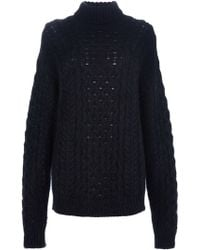 Christopher Kane Fisherman Jumper - Lyst