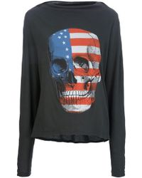 Wildfox American Dream Tshirt - Lyst