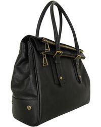 Belstaff - Dorset Black Bag - Lyst