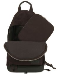 Kris Van Assche Eastpak Cotton Canvas Backpack - Lyst