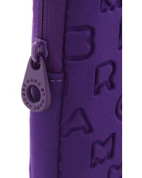 Marc By Marc Jacobs - Perfect Purple 13 Laptop Case - Lyst