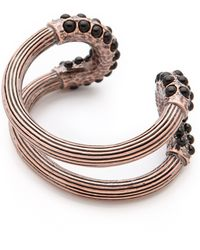 Giles & Brother - Encrusted Cortina Cuff - Lyst