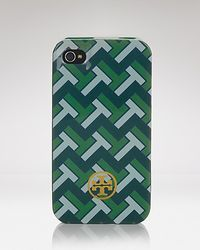 Tory Burch Iphone Case T Zig Zag - Lyst