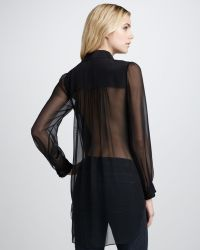 Elizabeth And James Jaden Blouse - Lyst
