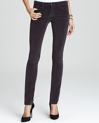 J Brand  Low Rise Skinny Cords Jeans - Lyst