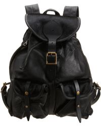 Jas MB - Bomber W Backpack - Lyst