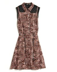 Proenza Schouler Sleeveless Shirt Dress - Lyst