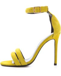 Nicholas - Joclyn High Heel Sandals - Lyst