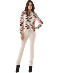 Cacharel - Jersey Milano Pants - Lyst