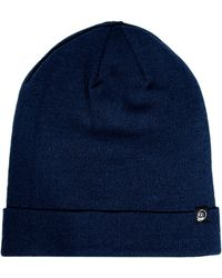 Cheap Monday Beanie Hat blue - Lyst