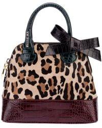 Paule Ka - Leopard Print Bag - Lyst