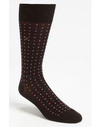 Calvin Klein Dot Socks - Lyst