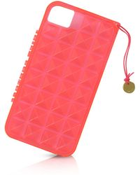 Juicy Couture - Pyramid Case For Iphone - Lyst