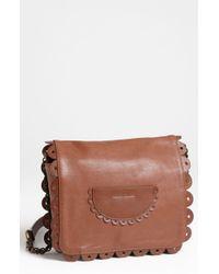 See By Chloé Poya Large Leather Crossbody Bag - Lyst